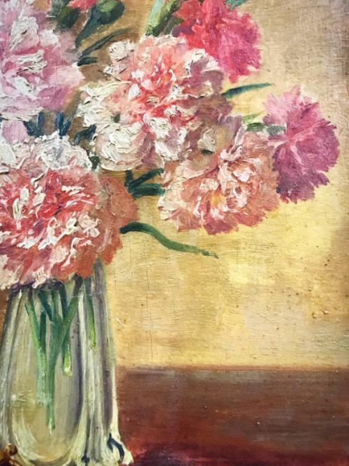 pink carnation, corey amaro