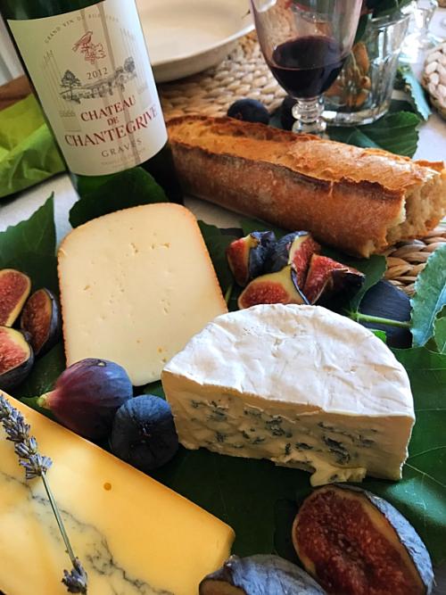 lunch, Provence, Corey Amaro