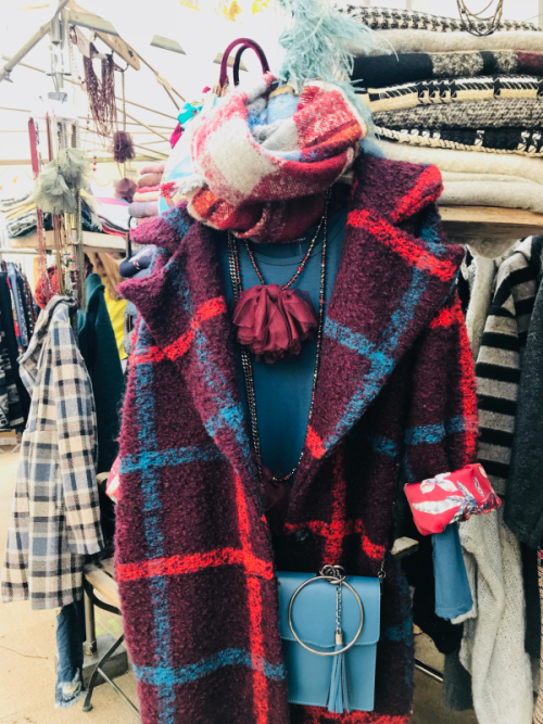 Corey Amaro, AIx en Provence, Market, Colorful clothing, Shopping, The French Muse