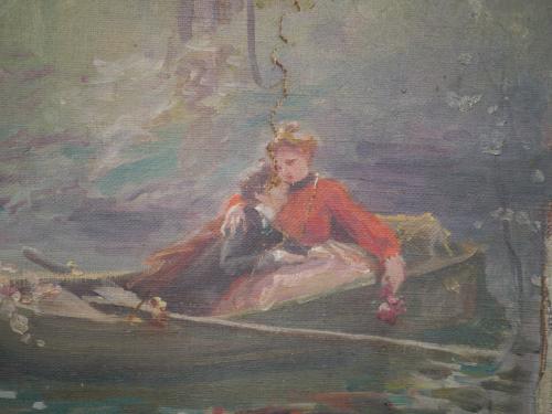 Ebay painting boat