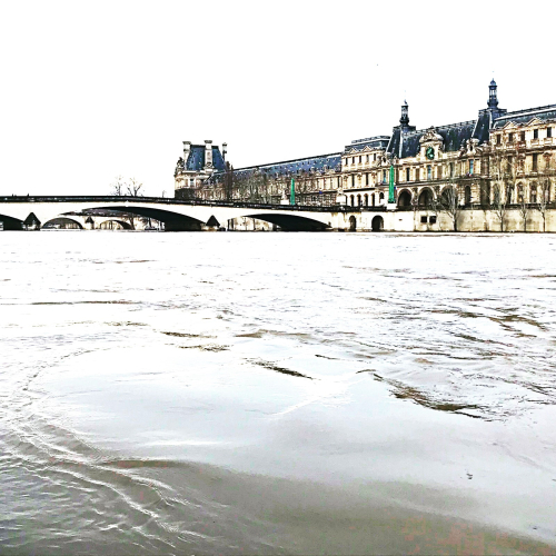 seinr river paris