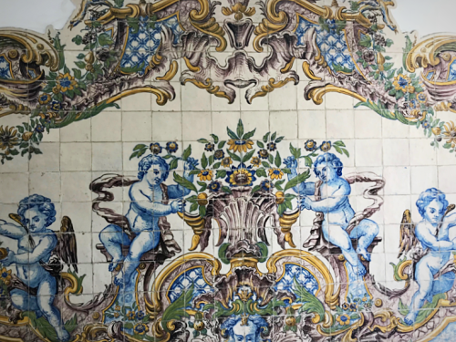Love tiles from Portugal