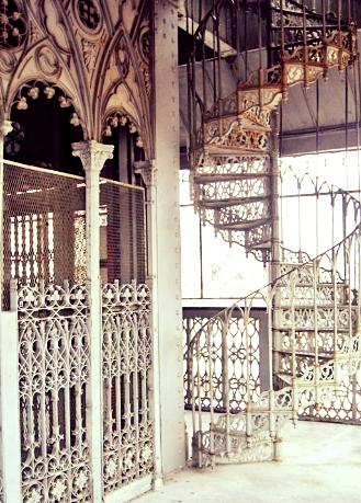 Saint Justa Lift