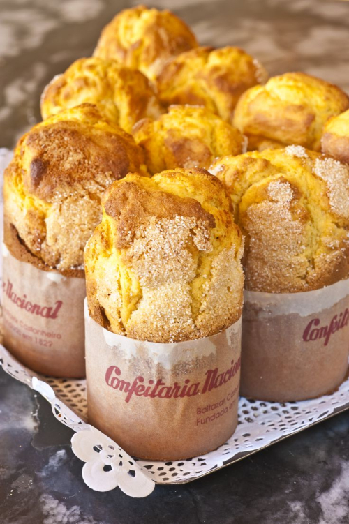 Corn meal sweet muffins Lisbon