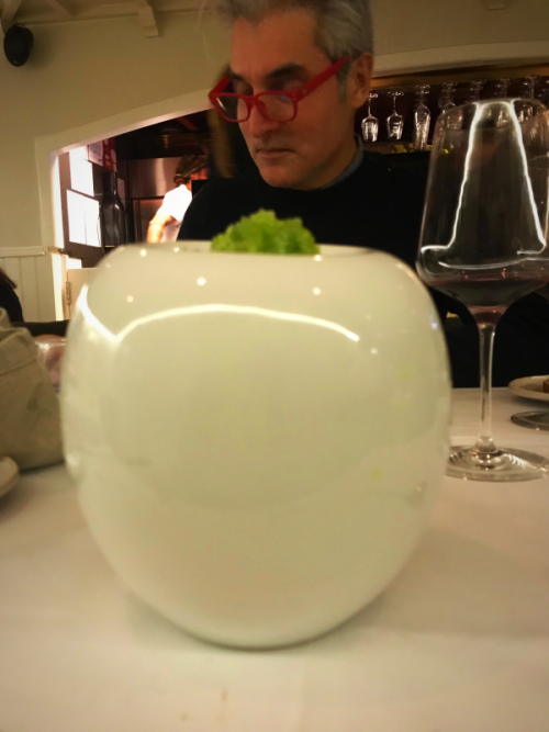 Dining in Lisbon
