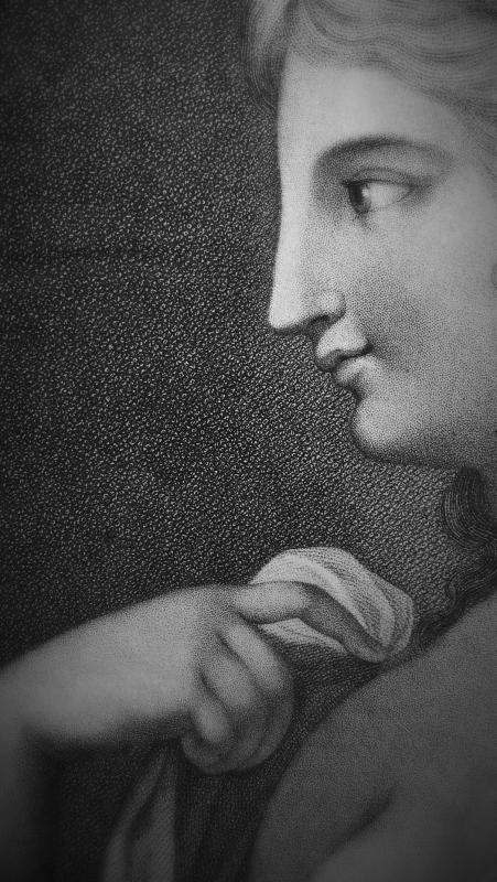 Live life lovingly, antique engraving, corey amaro