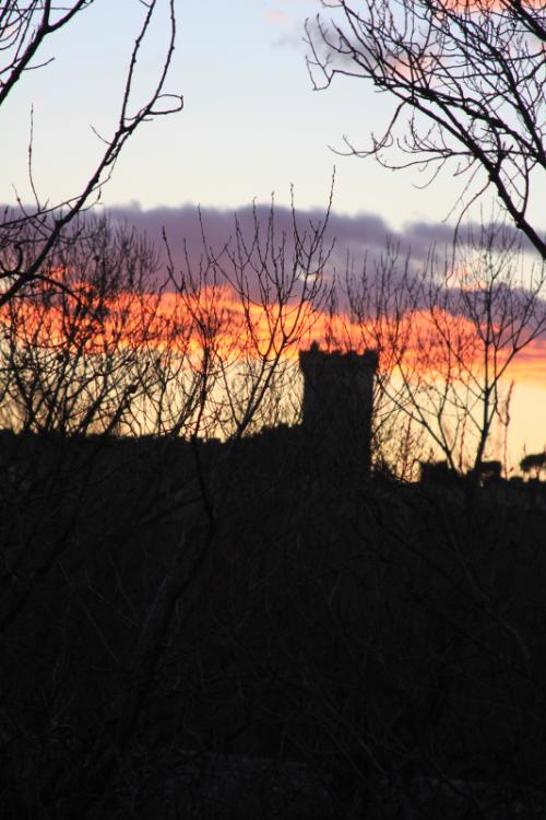 sunset, Tarascon, provence, photography corey amaro