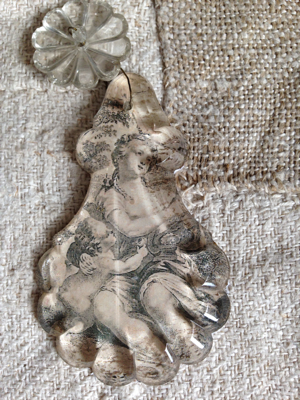 French Brocante Crystal Romance