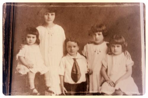 History of family Corey Amaro