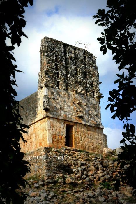 Ruin mayan mexico 2012