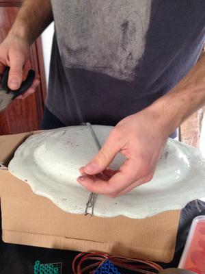 Handyman Honey-Do Hanging Platters