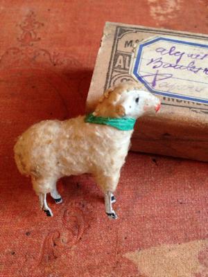 Provencal Santon Lamb