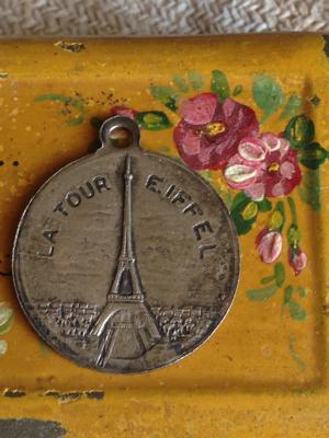 Eiffel Tower Medal