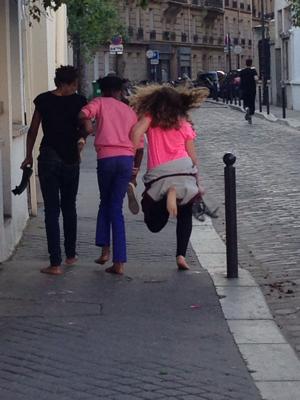 Overnight in Paris