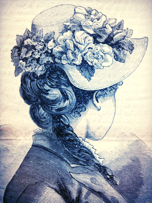 May 1881, French Hats
