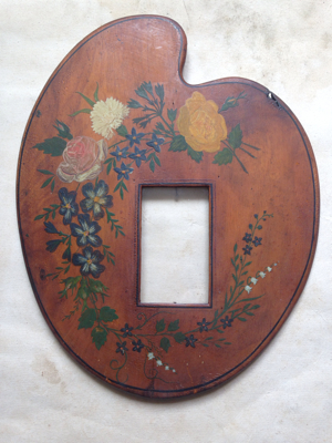 Palette Painted Frame
