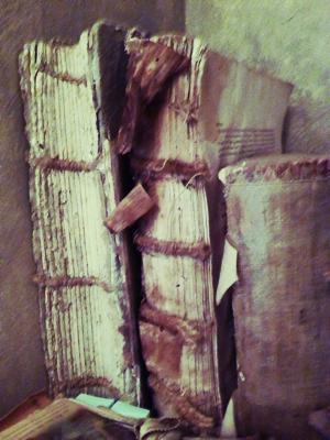 French Antique papers ephemera