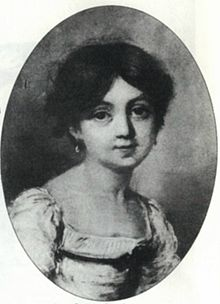 George sand as a child