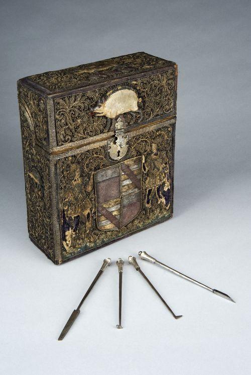 Dental_instrument_set,_England,_1601-1700_Wellcome_L0057269