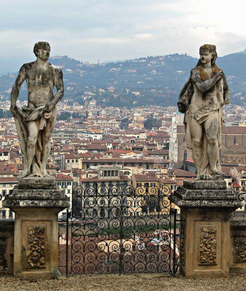 Florence vista