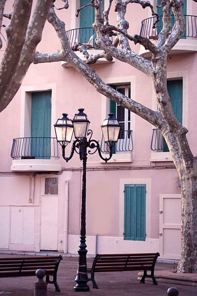 cassis in winter