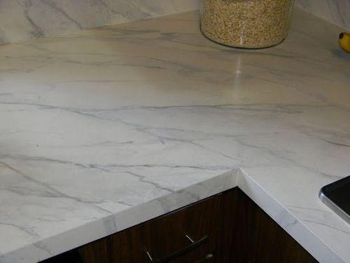 Ikea faux marble worktop