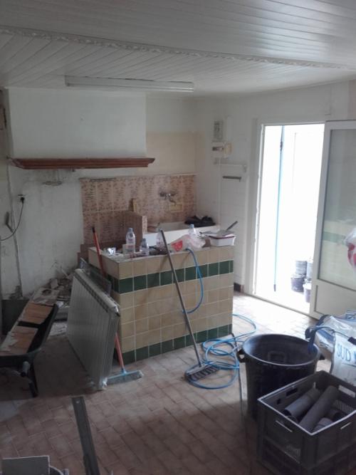 Kitchen renov