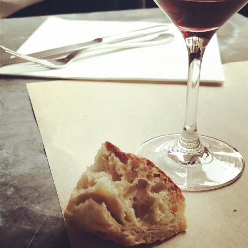 Brocante, France, Lunch, Corey Amaro