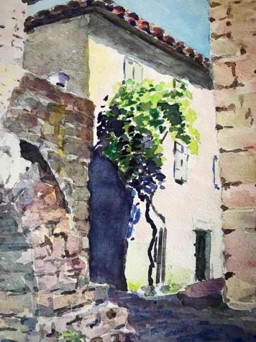 Provencal painting,