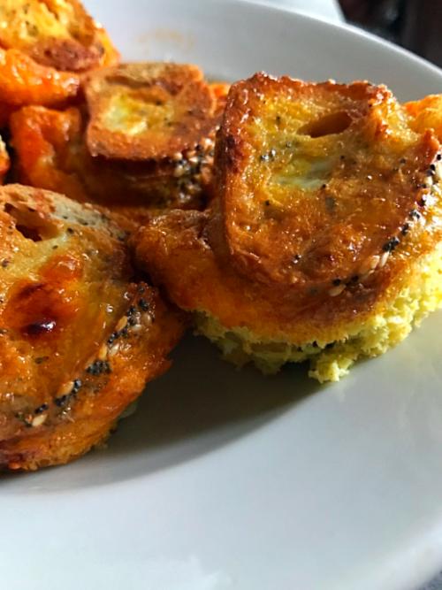 Egg Muffin corey amaro