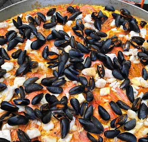 paella, Philippe's