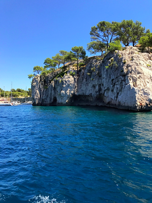 Cassis, boat, what to do in the afternoon