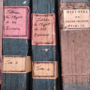 Old books brocante