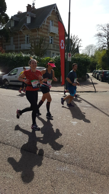 Chelsea Marathon Paris 2018