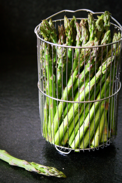 Asparagus strainer