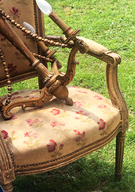 French Antique Field Trip