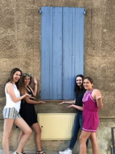 Discovering an Old Village in France