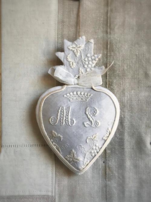 Sacred heart ex voto Wedding decor