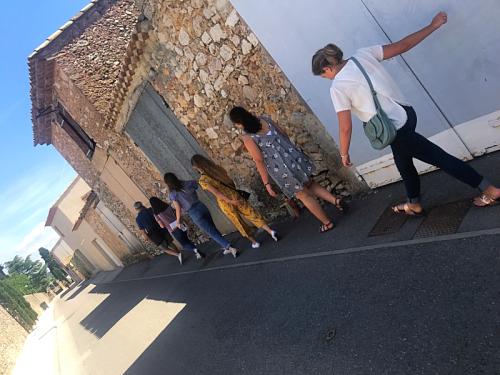 Provence France, journey