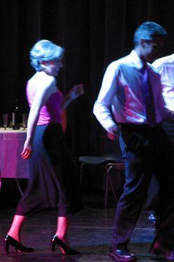Dancing fools for love