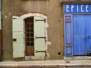 Frenchspiceshopdoor