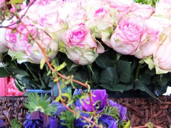 French_flower_market_pink_roses_3