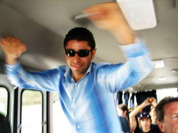 Karim_dancing_on_bus