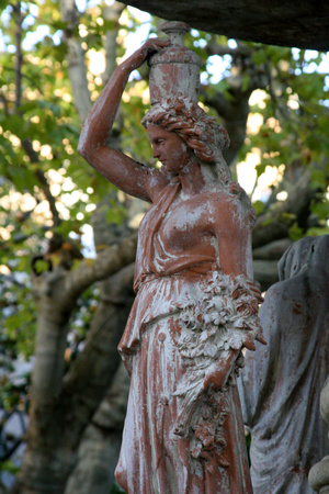Fountainstatue