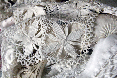 Antiquefrenchlace