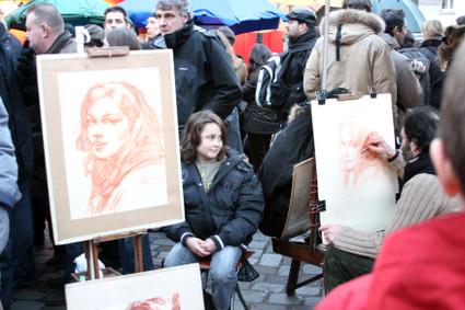 Painterinmontmarte