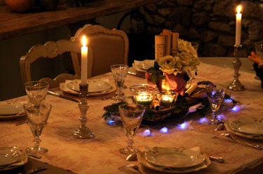 Candlelightdinner